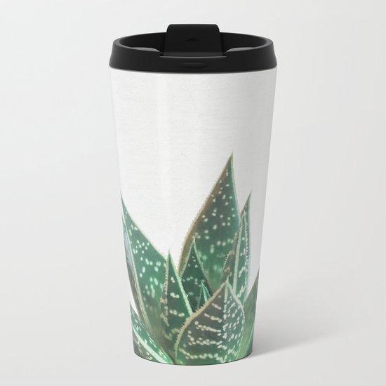 Aloe Tiki Metal Travel Mug