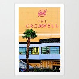 The Cromwell  Casino in Las Vegas Art Print