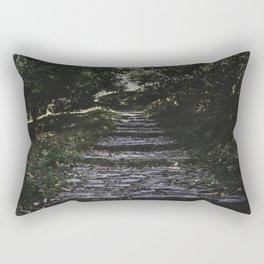 Wander - Nature Photography Rectangular Pillow