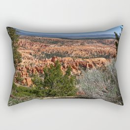 Wild  Nature of Bryce Canyon Rectangular Pillow