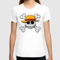 luffy T-shirts featuring Jack Luffy by le.duc