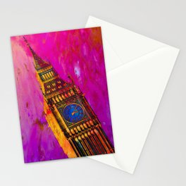 Big Ben London. Stationery Cards