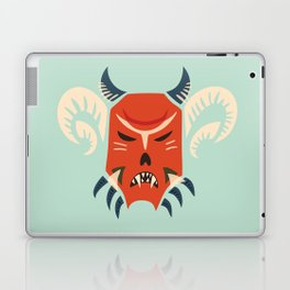 Kuker Evil Monster Mask Laptop & iPad Skin