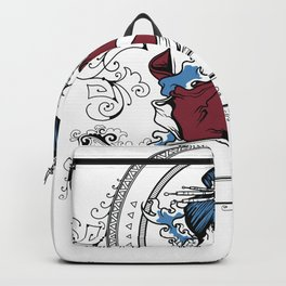 Geisha, Geigi, Geiko Backpack