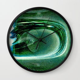 """""""Sonic Forces"""" Wall Clock"""