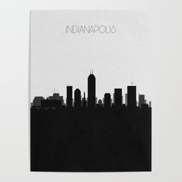 City Skylines: Indianapolis Poster