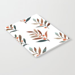 simple plants Notebook