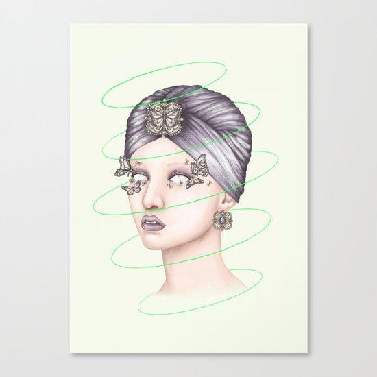 Daedalus Canvas Print