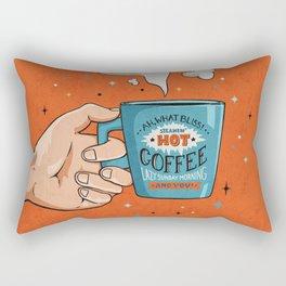 What Bliss Rectangular Pillow