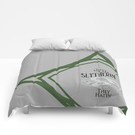 They See Me Slytherin Comforters