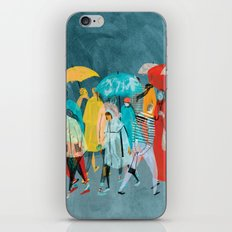 Rainy Day iPhone Skin