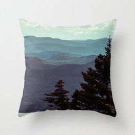Adirondack Bliss Throw Pillow