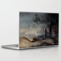 imagerybydianna Laptop & iPad Skins featuring at the close by Imagery by dianna