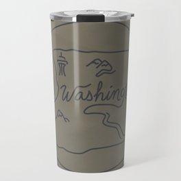 Washington State Travel Mug