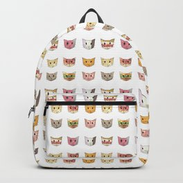 Food & Cats Backpack