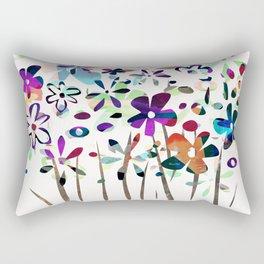 Garden Dance Rectangular Pillow