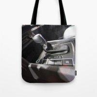 volkswagen Tote Bags featuring Volkswagen Amarok Highline Cambio by Mauricio Santana