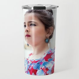 Carlita Sevillana Travel Mug