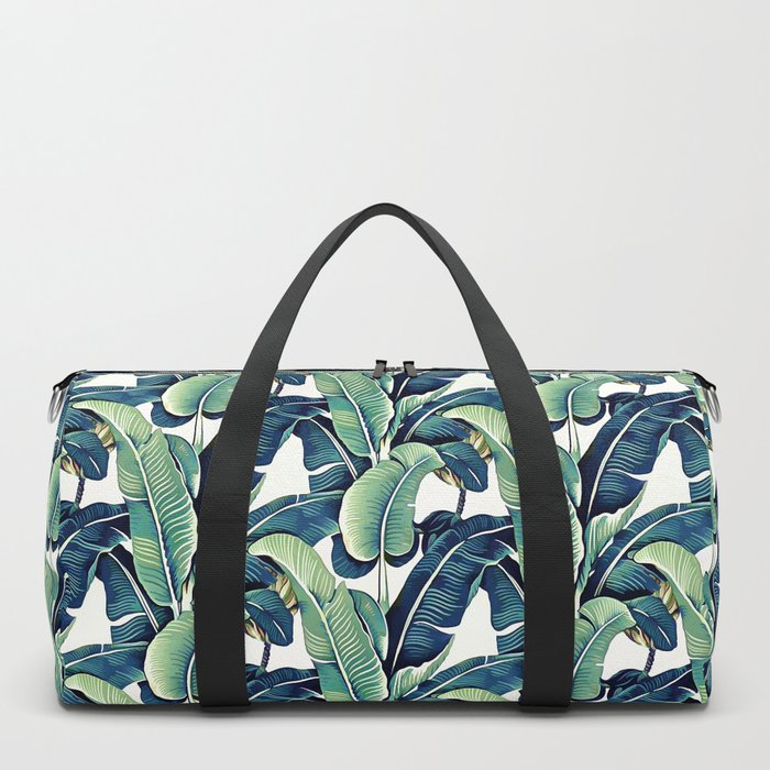 Banana leaves Duffle Bag