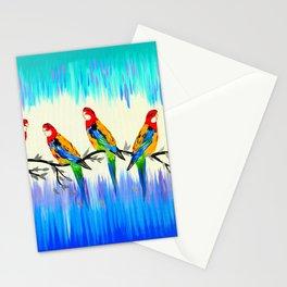 Australian Birds Stationery Cards