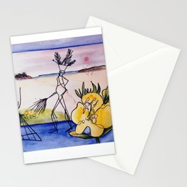 `GLOOSCAP'  From the Mic Macs, Canada Lege     by Kay Lipton Stationery Cards