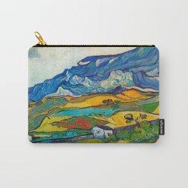 Les Alpilles, Mountain Landscape near South Reme Vincent van Gogh 1889 Carry-All Pouch