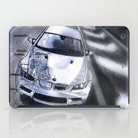 blueprint iPad Cases featuring M3 Blueprint by Propellorhead