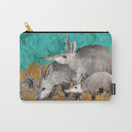 3 As in Aardvark Carry-All Pouch