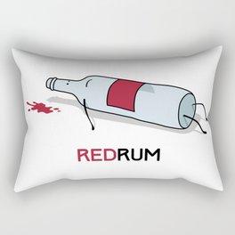 Murder Rectangular Pillow
