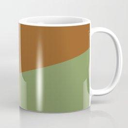 Color block #2 Coffee Mug