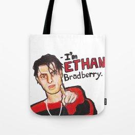I'M ETHAN BRADBERRY H3H3 meme in oil pastel Tote Bag