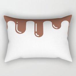 coffee drip Rectangular Pillow