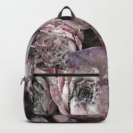 succulent pink Backpack