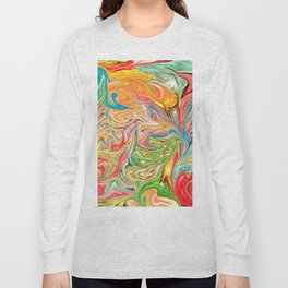 Melted Gummy Bears Long Sleeve T-shirt