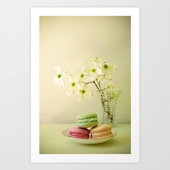 One Spring Day Art Print