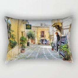 Erice art 3 Rectangular Pillow