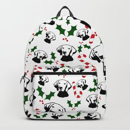 CHRISTMAS VIZSLA GIFTS GIFT WRAPPED FOR YOU FROM MONOFACES IN 2020 Backpack