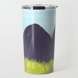 Spring Landscape Travel Mug