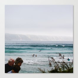 Sweet Swells Canvas Print