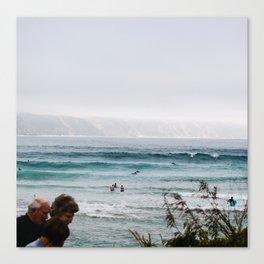Sweet Swells Canvas Print