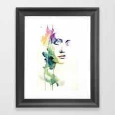 non vedi niente - niente Framed Art Print