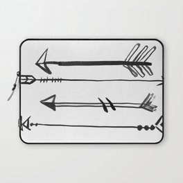 Shay & Moon - Arrows Laptop Sleeve