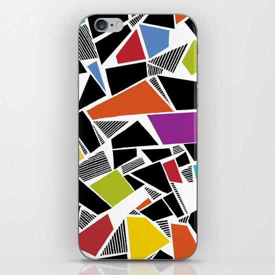Carnivale Mosaics iPhone & iPod Skin
