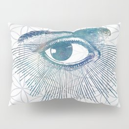 Mandala Vision Flower of Life Pillow Sham