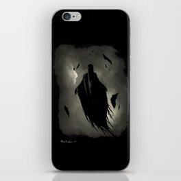 Dementors - HarryPotter | Painting iPhone Skin