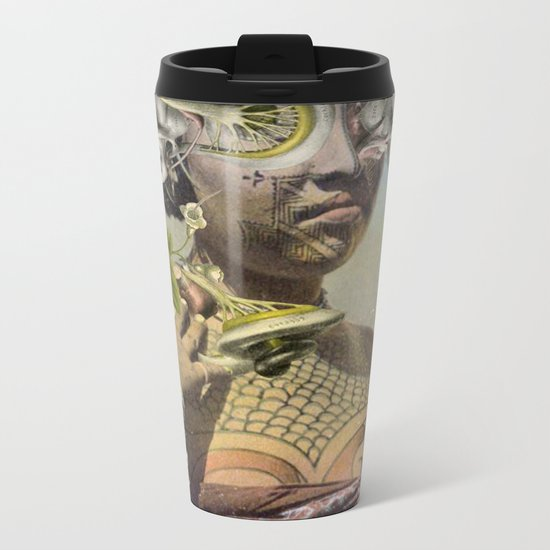 OF NO CONSEQUENCE Metal Travel Mug