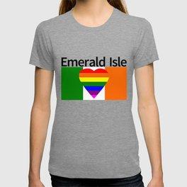 Ireland Gay Wedding T-shirt