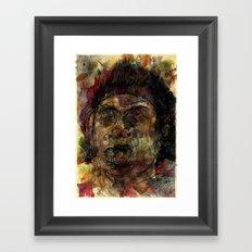 ADRALK01 Framed Art Print