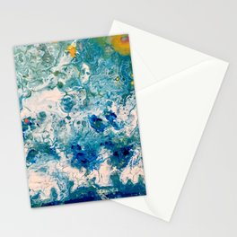 Ocean Art - The Sound of Water Stationery Cards
