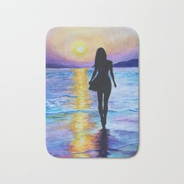 Bewitching Hour Bath Mat
